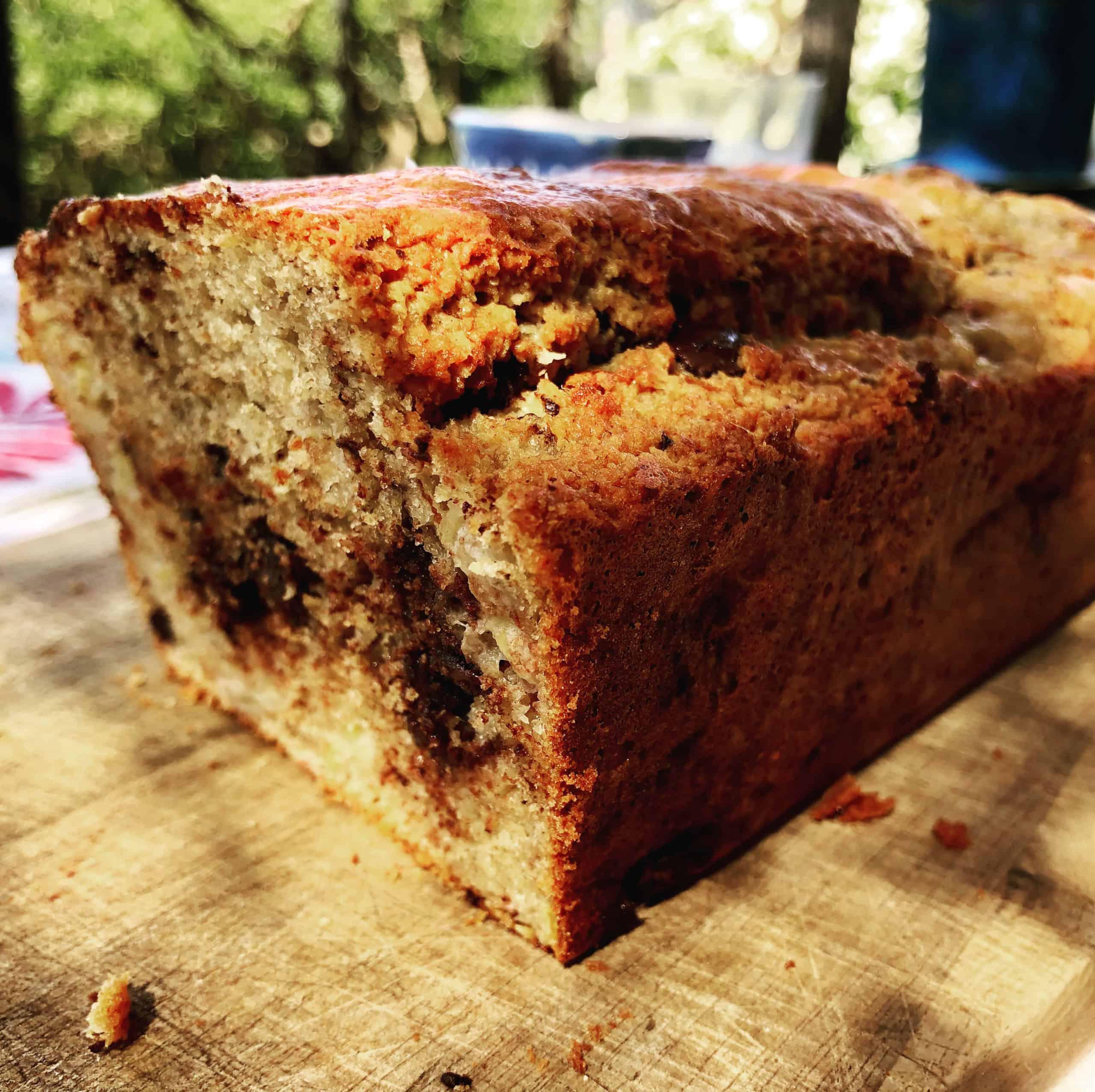 Bretagne-Sailing-Experience-Homemade Banana Bread